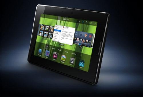 Playbook, uma aposta de peso contra o Ipad