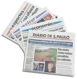 Diário de S. Paulo fugiu do formato Standard