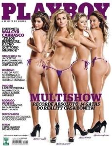 Revista Playboy deixará de circular em papel